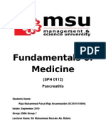 Fundamentals of Medicine