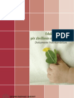 Direktiva Europiane Edukimi Per Zhvillimin e Qendrueshem