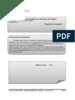 D9CM2 - Approche sociolinguistique en didactique des langues