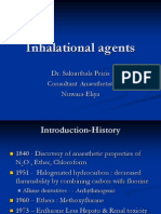 Inhalational Agents (2)