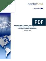 Aberdeen Engineering Change Management