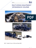 TTC203 Frac Equipment Manual Version 1