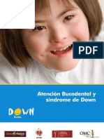 Atención Bucodental y Síndrome de Down