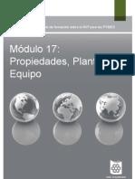 17_Propiedades, Planta y Equipo