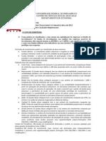 3ª Lista de Exercícios - Projetos - Economia UFPE (2012.1)