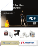 Janitorial & Facilities