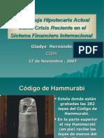 Presentacion Gladys Hernandez Ppt Caracas Noviembre 2007