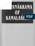 Kamalashila Stages of Meditation
