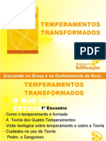 Power Point - Temperamentos Trasnformados
