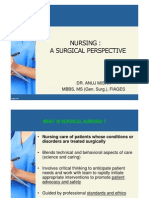 Surgical Nursing Final PDF
