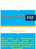 Solved Paper 2007