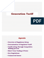 Generation Tariff