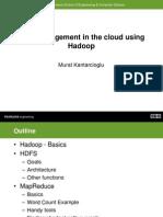 Hadoop Basics Tutorial