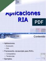 Aplicaciones RIA