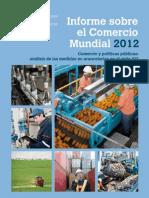 Informe sobre el Comercio Mundial 2012