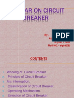 electronic circuit breaker Ppt