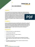 Curso Excel 2010 Basico