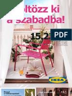 IKEA katalógusok - nyár 2012