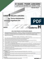 Cespe 2008 Tj Ce Analista Judiciario Engenharia Civil Prova