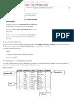 Conceptos básicos Oracle 10g