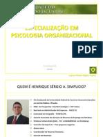 Gestão de Pessoas e Gestão Organizacional