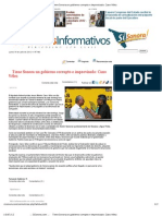 01-07-12 Tiene Sonora un gobierno corrupto e improvisado
