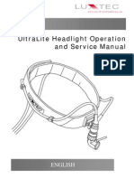 Ultralite Headlight
