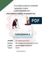 informe Nº2 -TRIANGULACION.RIGIDES