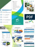 Folder Aco Brasil 2012 Institucional