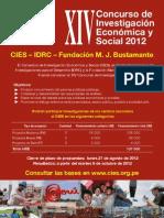 Concurso Anual de Investigación CIES 2011