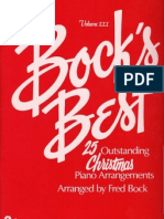 Best 25 Outstanding Christmas Piano Arrangements (Book)