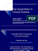 Social brain in clinical Practice