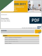 SAP Business One - RESULTADOS 2011