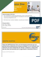 SAP Business One - Manual de Addon de Sistema de Requerimientos