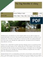 The Dog Rambler E-diary 16 July 2012