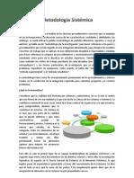 Metodología Sistemica
