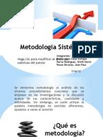 Metodología Sistémica