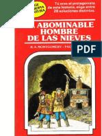 04 - El Abominable Hombre de Las Nieves