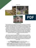 Culturas de Centroamerica