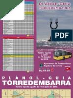 Horari Bus urbà Torredembarra