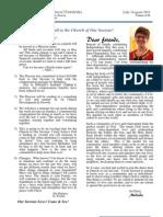 Newsletter Julyaug2012