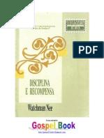 Disciplina e Recompensa - Watchman Nee
