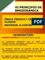 Segundo Principio de La Termodinamica