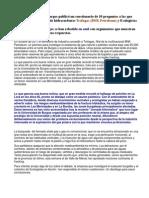 Desmontando a BNK Petroleum - Trofagas en Reportaje Diario Burgos 07-2012