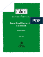 Forest Road Engineering