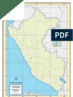 Carta nacional del Perú Vista general