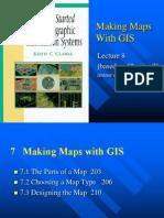 GIS Clarke Cartography