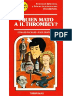 05 - ¿Quien mató a H. Thrombey?