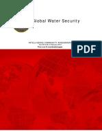 Water Crisis Report