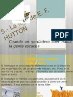 ley de E.F HUTTON